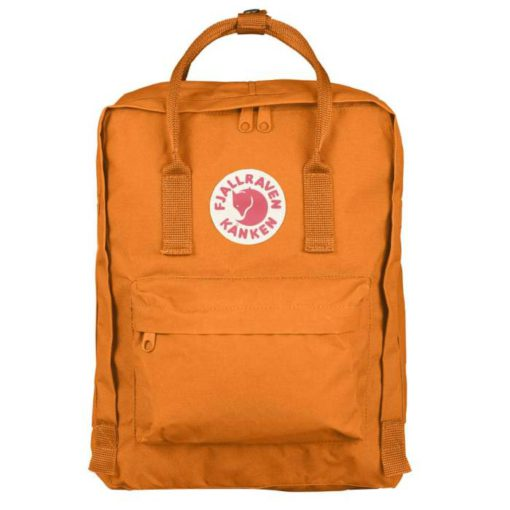 Fjallraven Kanken Backpack Burnt Orange
