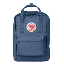 Fjallraven Kanken Laptop Backpack 13inch Blue Ridge