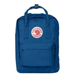 Fjallraven Kanken Laptop Backpack 13inch Lake Blue