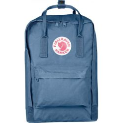 Fjallraven Kanken Laptop Backpack 15inch Blue Ridge