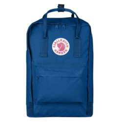 Fjallraven Kanken Laptop Backpack 15inch Lake Blue