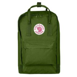 Fjallraven Kanken Laptop Backpack 15inch Leaf Green