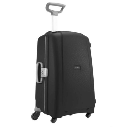 Samsonite Aeris Spinner 75 Black 1
