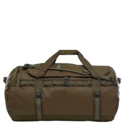 The North Face Base Camp Duffel L Beech Green - Burnt Olive Green 1