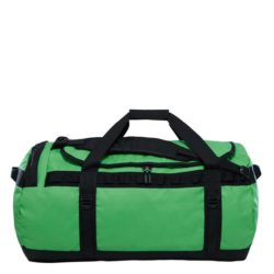 The North Face Base Camp Duffel L Classic Green - TNF Black 1