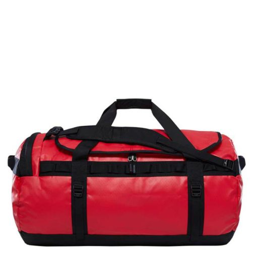 The North Face Base Camp Duffel L TNF Red - TNF Black 1