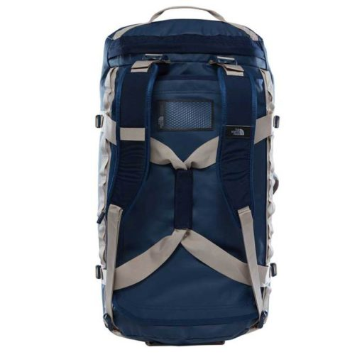 The North Face Base Camp Duffel L Urban Navy - Crockery Beige 2