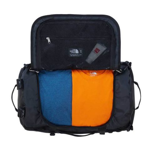 The North Face Base Camp Duffel S Black 3