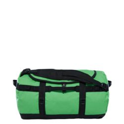 The North Face Base Camp Duffel S Classic Green - TNF Black 1