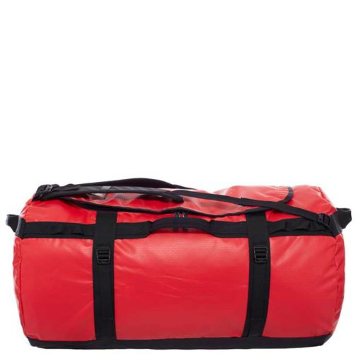 The North Face Base Camp Duffel XL TNF Red - TNF Black 1