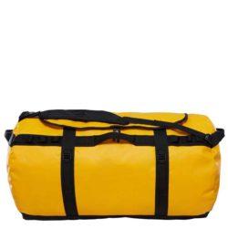 The North Face Base Camp Duffel XXL Summit Gold - TNF Black 1