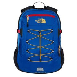 The North Face Borealis Classic Backpack Bright Cobalt Blue - TNF Black 1