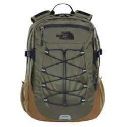 The North Face Borealis Classic Backpack Burnt Olive Green - British Khaki 1