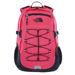 The North Face Borealis Classic Backpack Raspberry Red - TNF Black 1