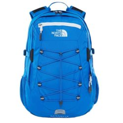The North Face Borealis Classic Backpack Turkish Sea - TNF White 1