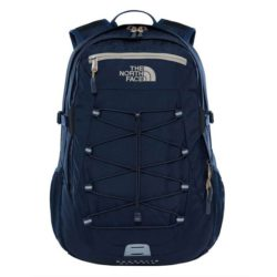 The North Face Borealis Classic Backpack Urban Navy - Crockery Beige 1
