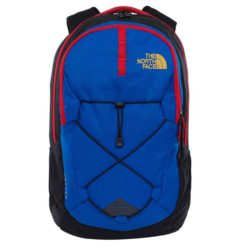 The North Face Jester Backpack Bright Cobalt Blue - Tnf Black 1