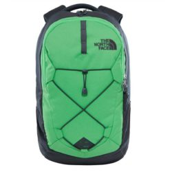 The North Face Jester Backpack Classic Green - Asphalt Grey 1