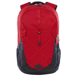 The North Face Jester Backpack Rage Red - Asphalt Grey 1